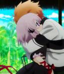 Passion hug