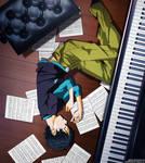 Sleeping with Music