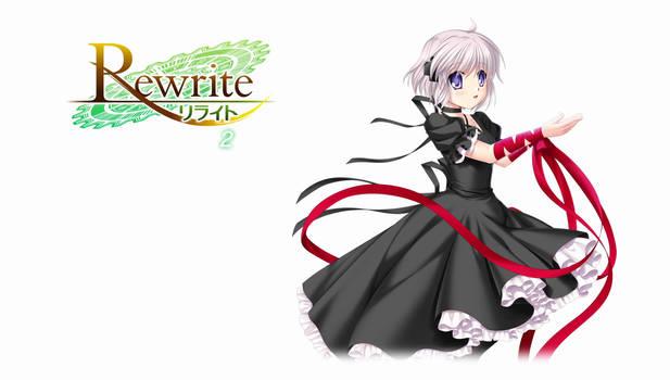 Rewrite BD Vol.2 Title Menu