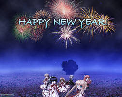Rewrite Happy New Year by SquallEC
