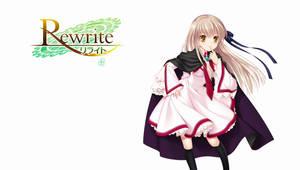 Rewrite BD Vol.4 Title Menu