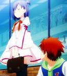 High school Nishikujou