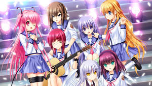 Angel Beats! PERFECT VOCAL COLLECTION by SquallEC