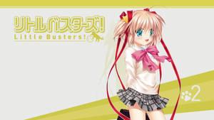 Little Busters! BD Vol.2 Title Menu by SquallEC