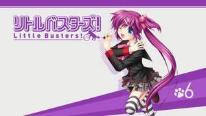 Little Busters! BD Vol.6 Title Menu