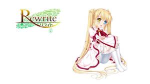 Rewrite BD Vol.6 Title Menu by SquallEC