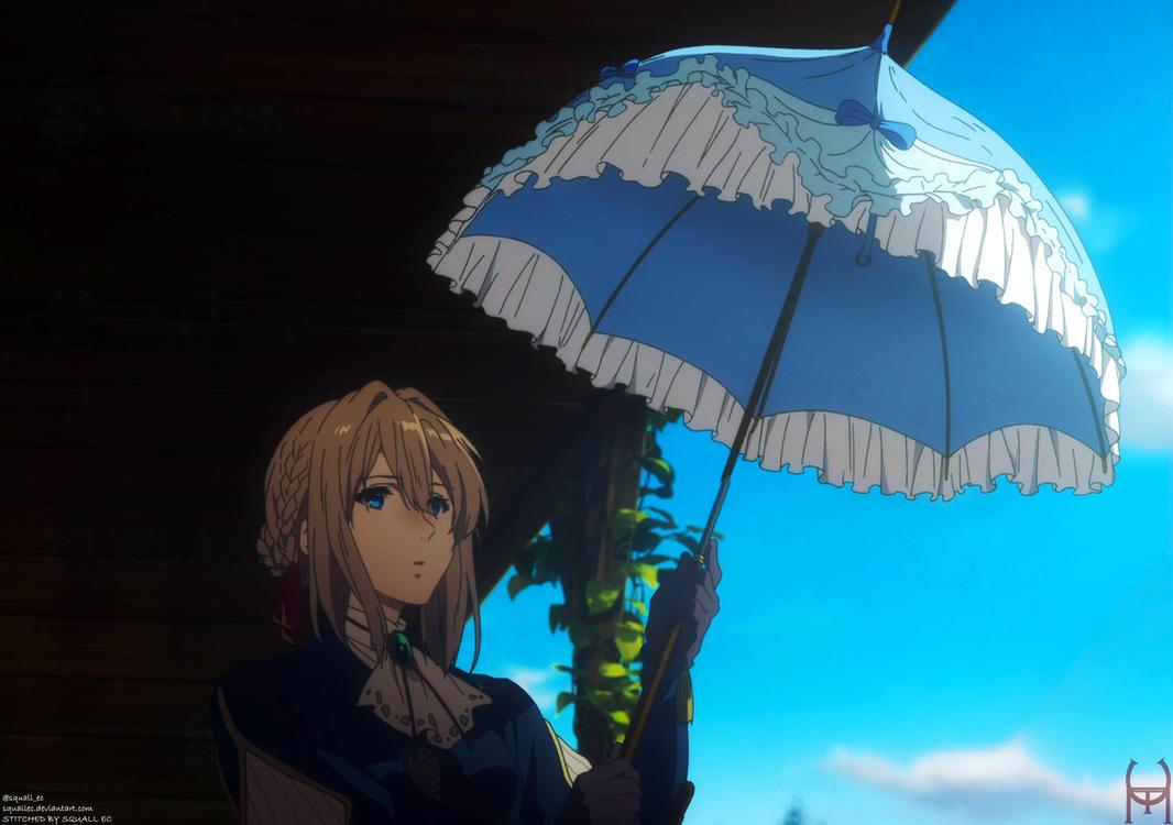 A Parasol by SquallEC