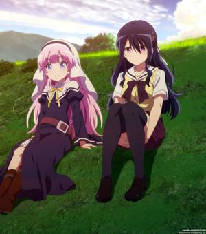Hina and Izanami