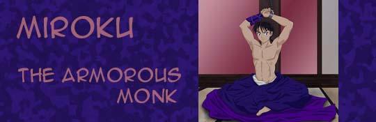 Miroku Signature Banner by Myeerah