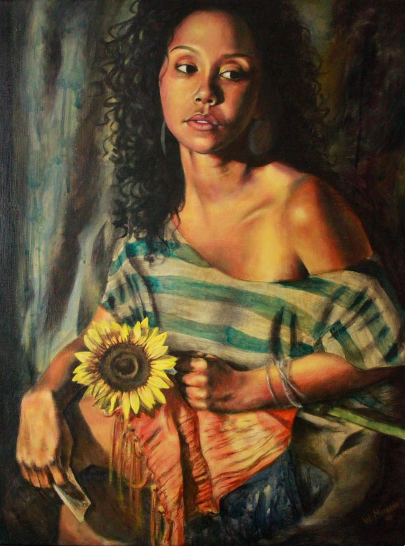 Selfportrait by wwiwa84