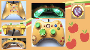 Apple Jack Custom X360 / PC Wired Controller