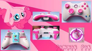 Pinkie Pie Personalized Custom Controller