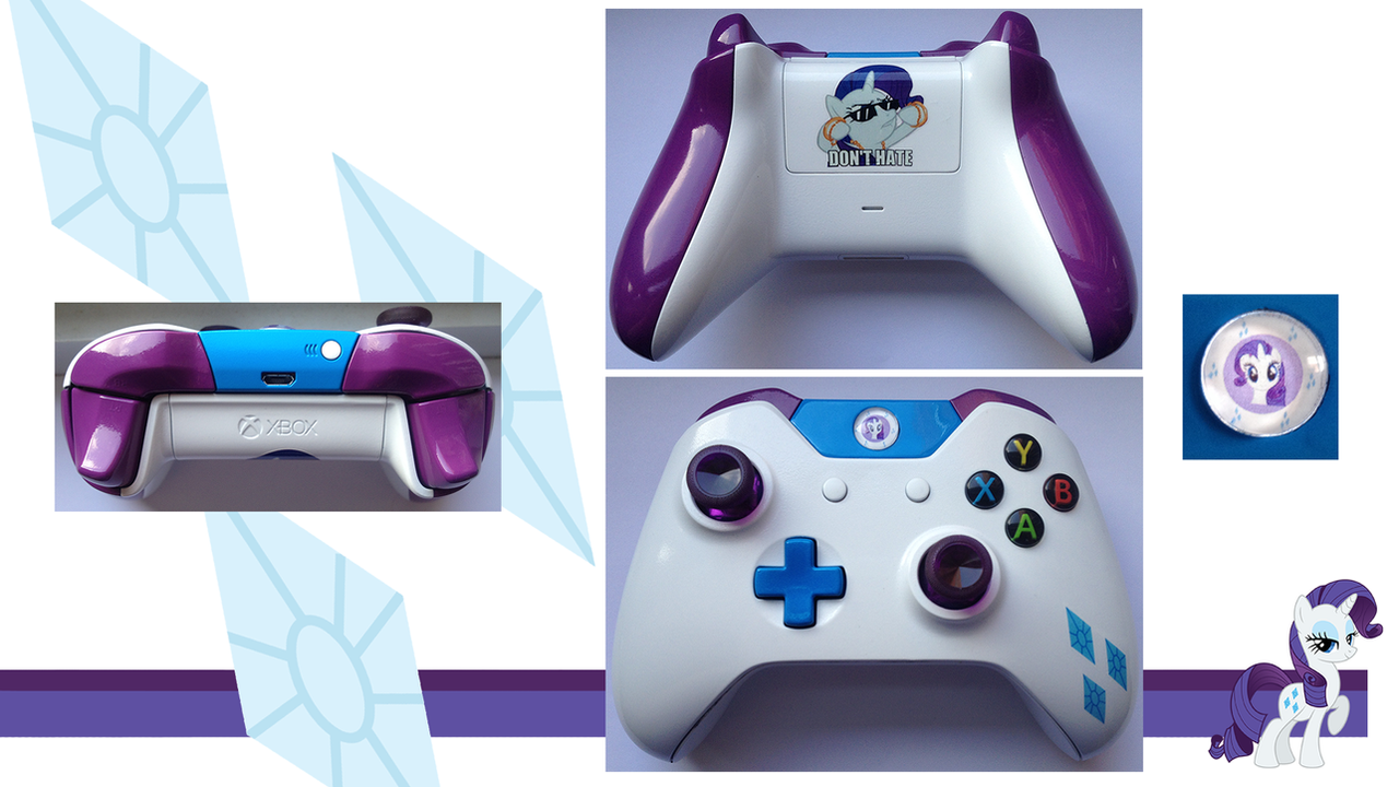 Rarity MLP:FiM Custom Xbox One