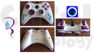 Custom Rarity Xbox 360 Wired Controller