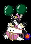 Kiew Ti Balloon by Arrowny18