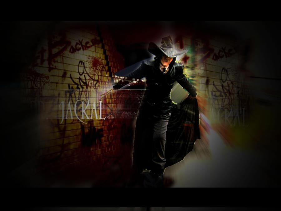Akabane Cosplay of Dr Jackal by alexkhaos on DeviantArt
