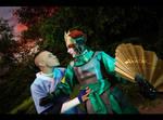 Sokka, Suki - Avatar: The Last Airbender
