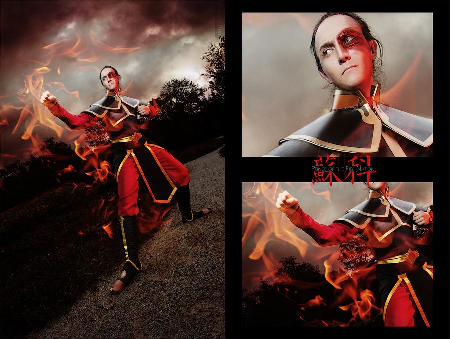 Zuko - Avatar: The Last Airbender by TophWei