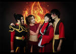 Avatar The Last Airbender - Fire nation