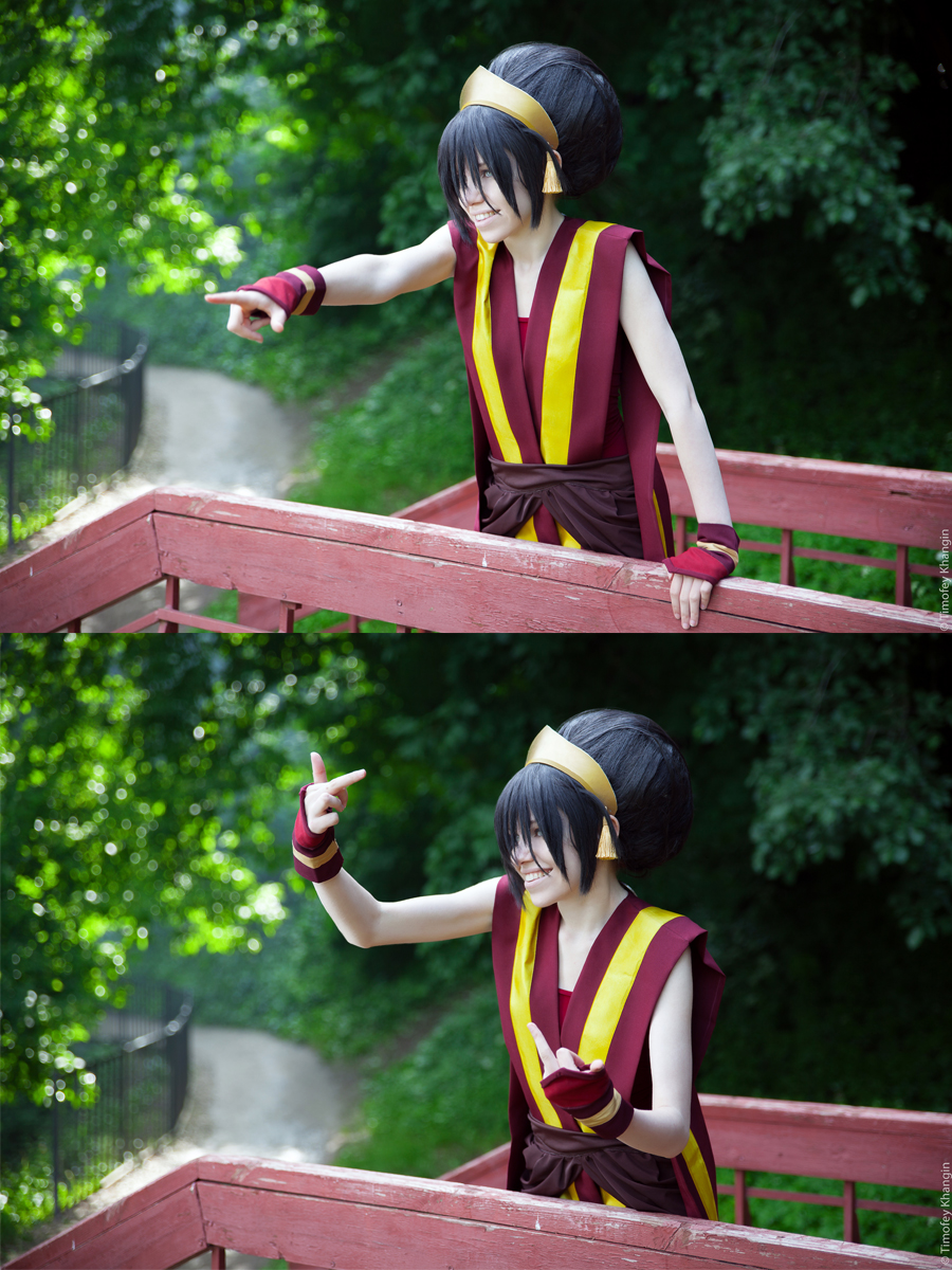 Toph Bei Fong - Avatar. Fuck you! by TophWei