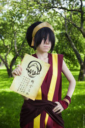 Avatar. Toph Bei Fong - Wanted! by TophWei