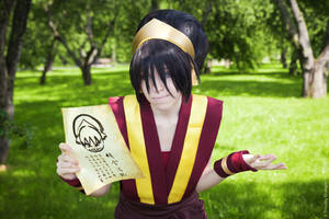 Toph Bei Fong - Whats up?! by TophWei