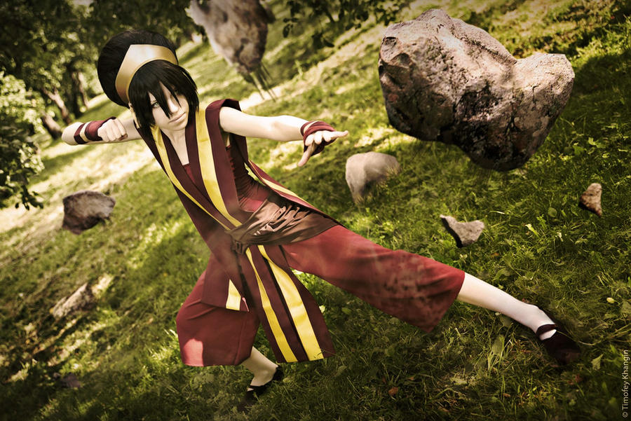 Avatar. Toph Bei Fong - I am ready by TophWei
