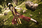 Avatar. Toph Bei Fong - I am ready