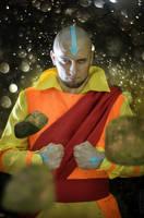 Aang - Avatar The Legend of Korra by TophWei
