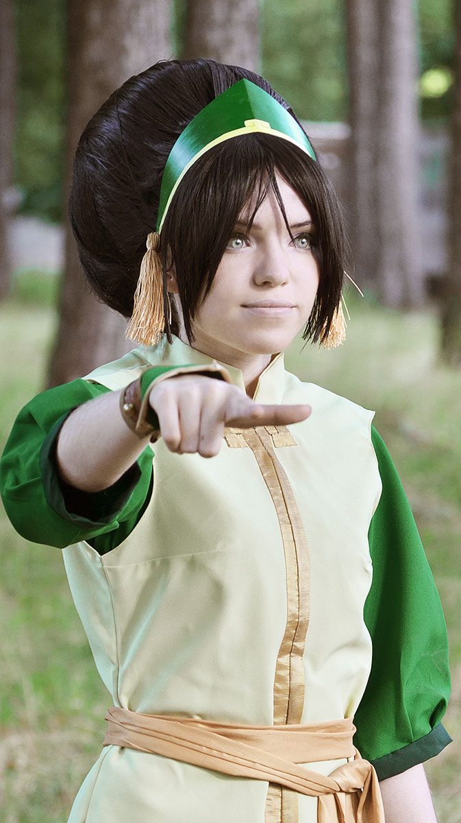 Toph Bei Fong - yes, you! by TophWei