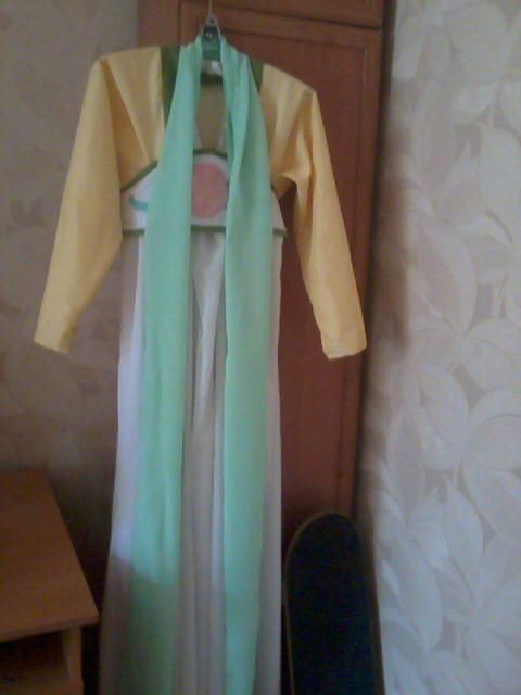 WIP Toph dress. Avatar by TophWei