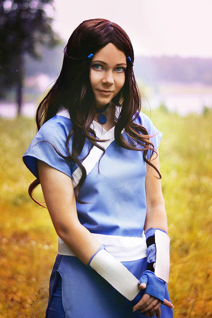 Katara - Avatar: The Last Airbender by TophWei