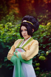 Toph Bei Fong - Avatar The Last Airbender