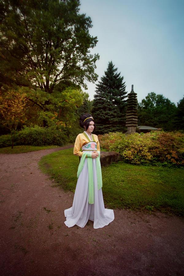 Toph Bei Fong - Avatar. Little princess by TophWei