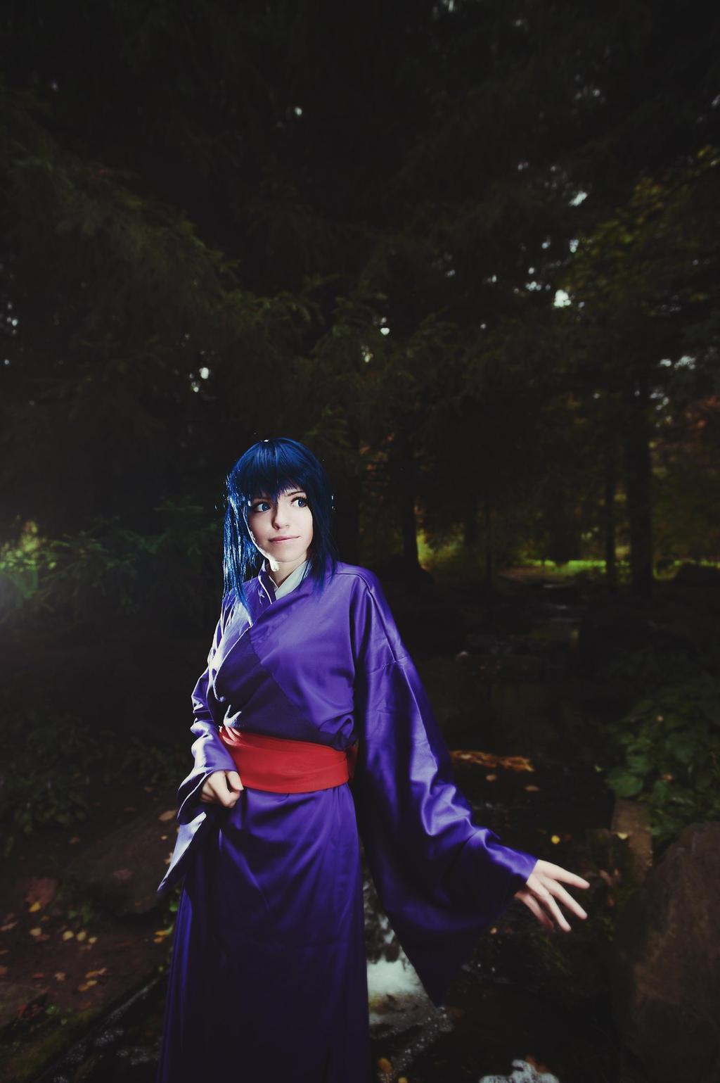 Oboro  - Basilisk The Kouga Ninja Scroll by TophWei