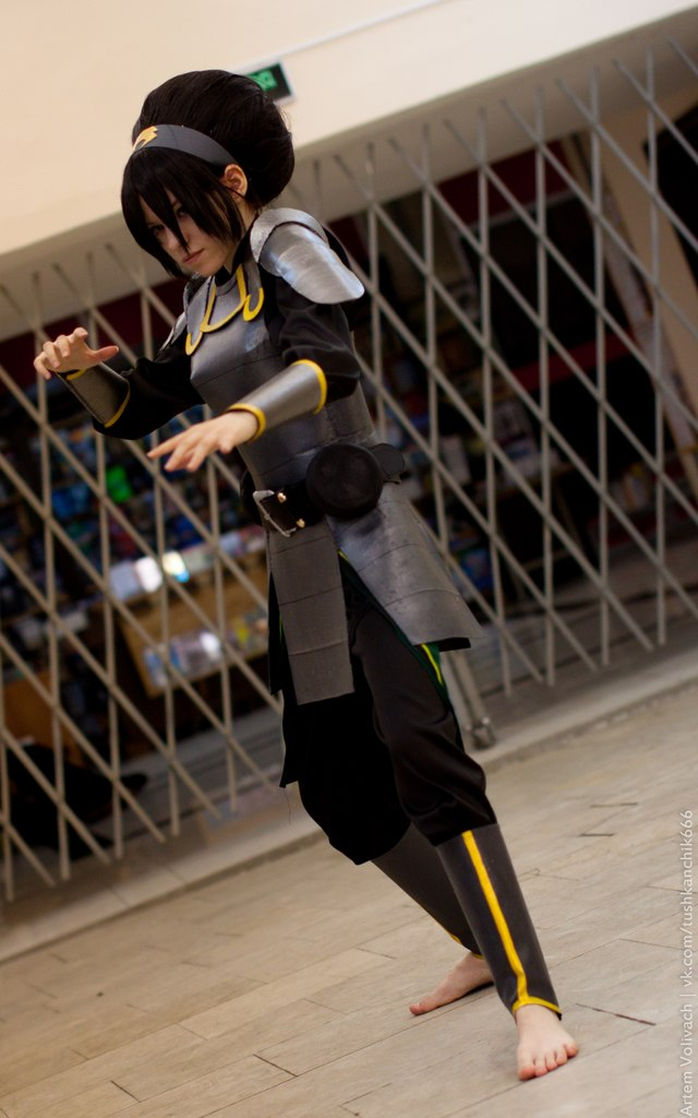 Toph Bei Fong, Avatar The Legend of Korra by TophWei