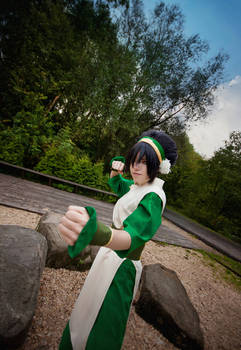 Toph Bei Fong - Right Now!