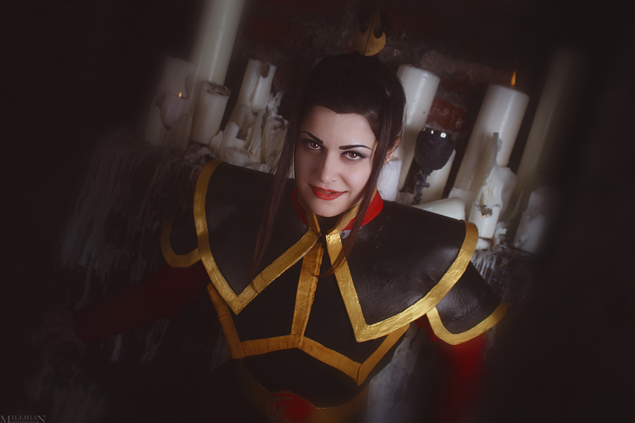 Avatar The Last Airbender. Azula - Fire Princess by TophWei