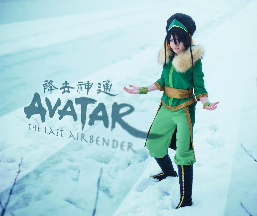 Avatar 2 2014 Movie: Avatar The Last Airbender Toph Bei Fong By TophWei On