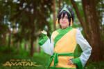 Toph Bei Fong - Avatar TLA