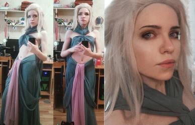 Daenerys Targaryen. Game of Thrones
