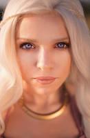 Daenerys Targaryen by TophWei