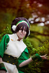 Toph Bei Fong - What's wrong?