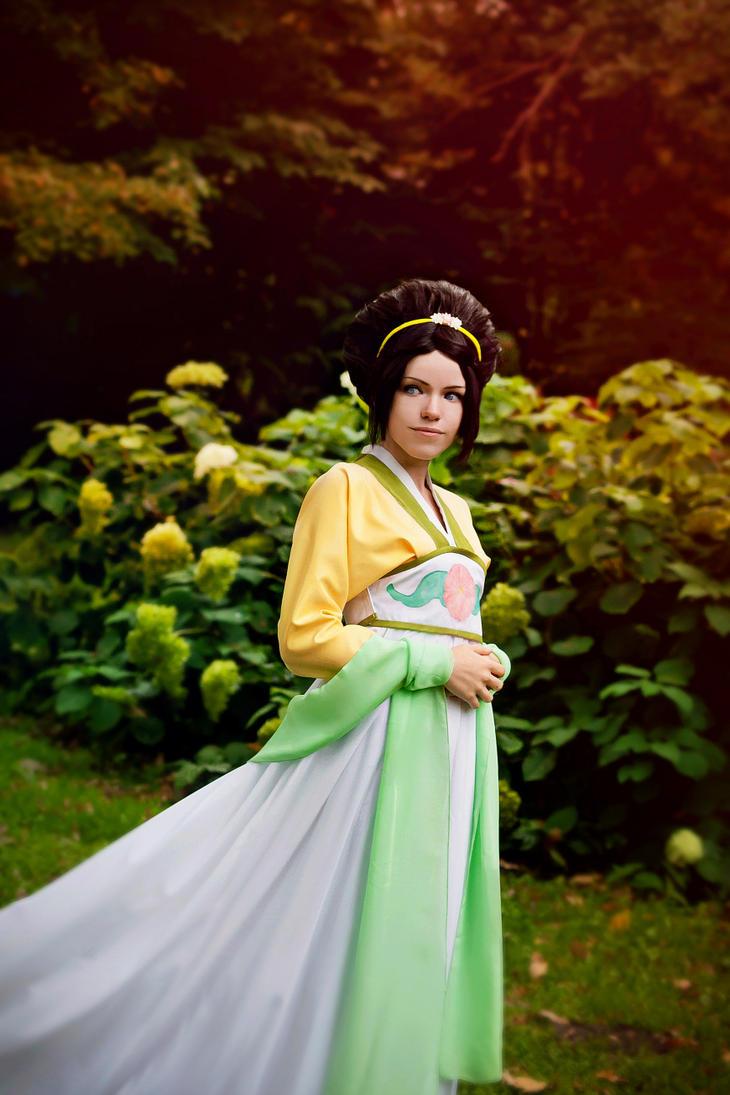 Toph Bei Fong _ Avatar princess by TophWei
