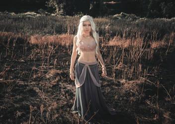 Daenerys Stormborn - Book ver. by TophWei