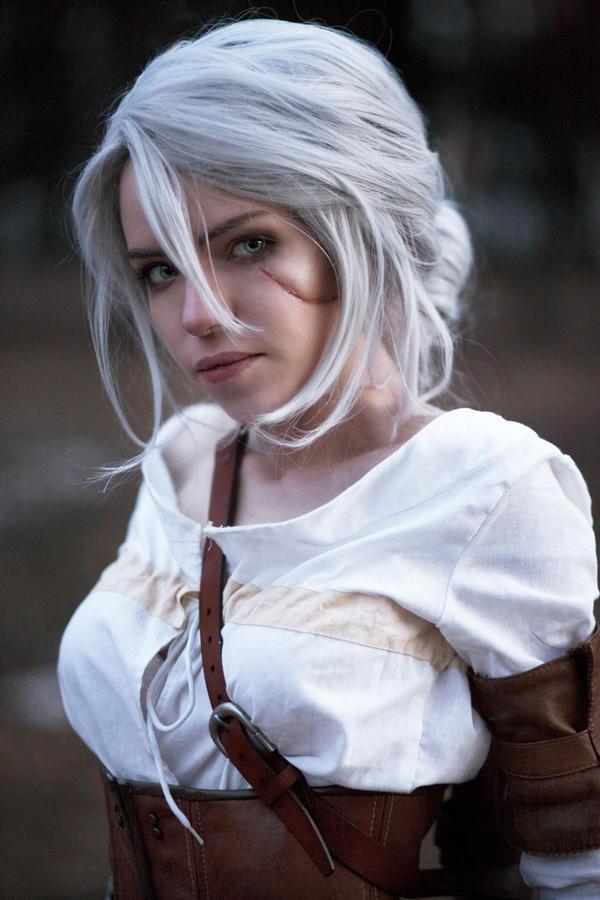 Cirilla Fiona Ellen Riannon - Witcher 3 by TophWei