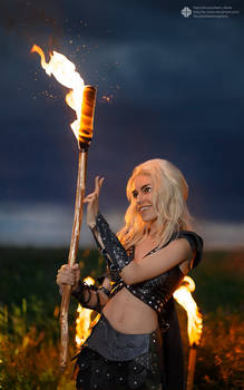 Xena: Warrior Princess - Callisto