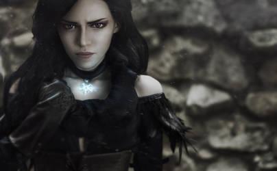 Yennefer - The Witcher Wild Hunt