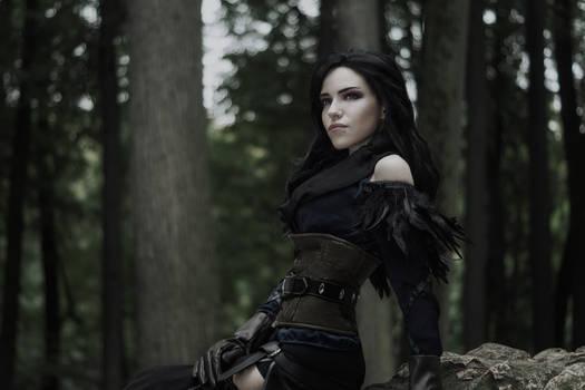 Yen - The Witcher wild hunt
