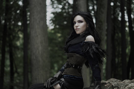 Yen - The Witcher wild hunt